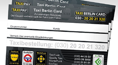 Taxi-Berlin-Card